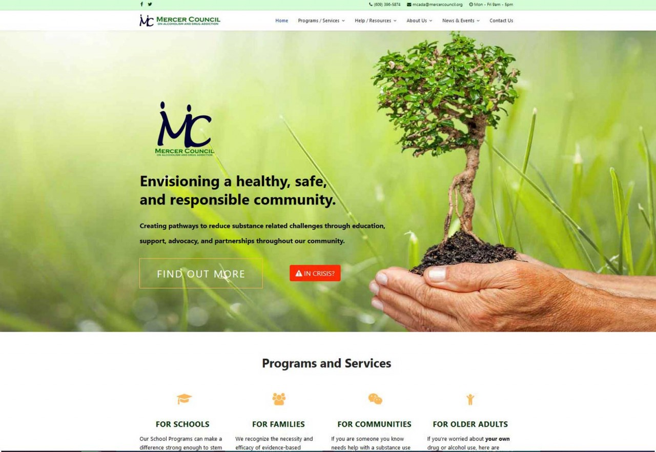 mercer-council-websites