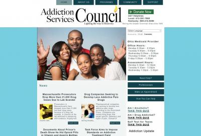 Addiction Services Council
