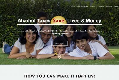 Alcohol Taxes Save Lives